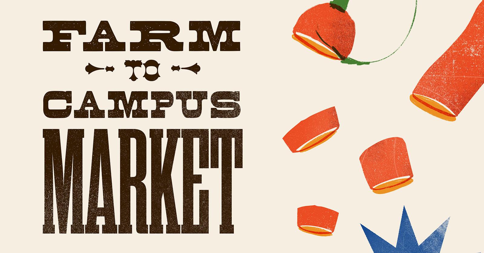 UGA's Farm to Campus Markets