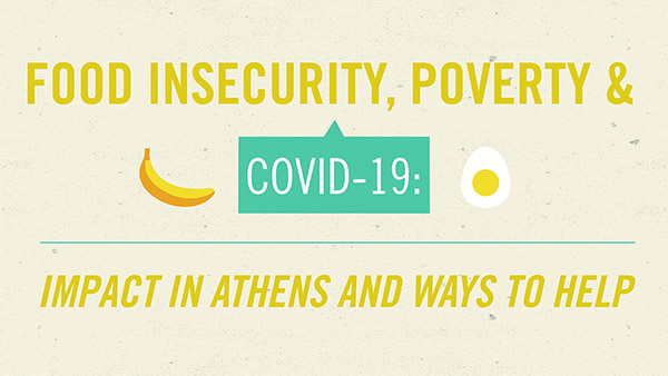 Food insecurity, poverty, and Covid